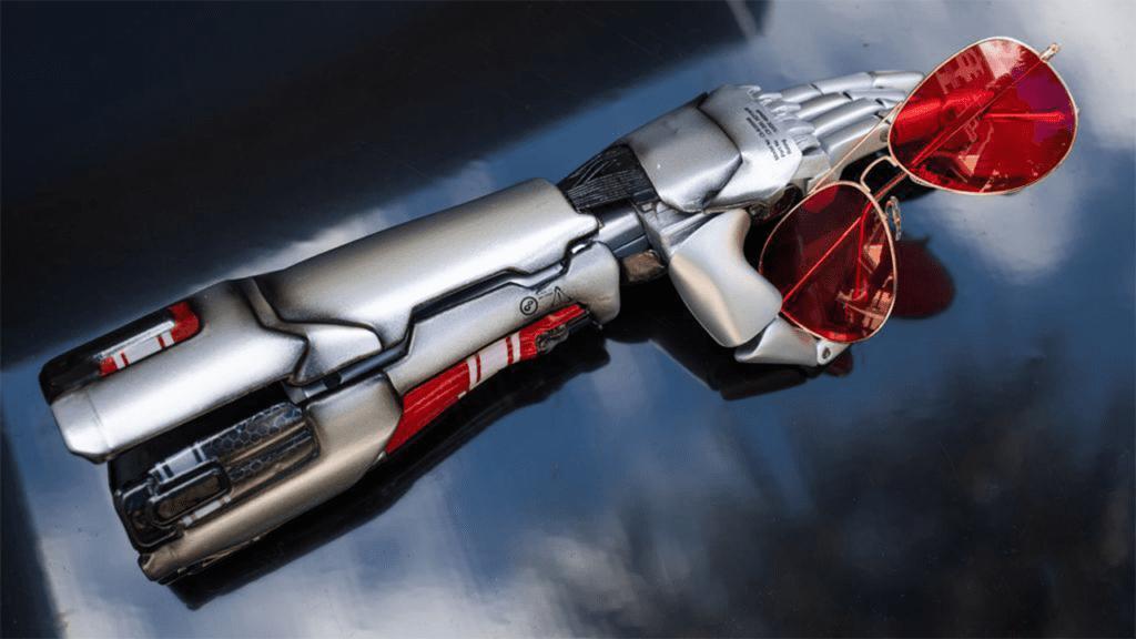 Johnny Silverhand's Bionic Arm