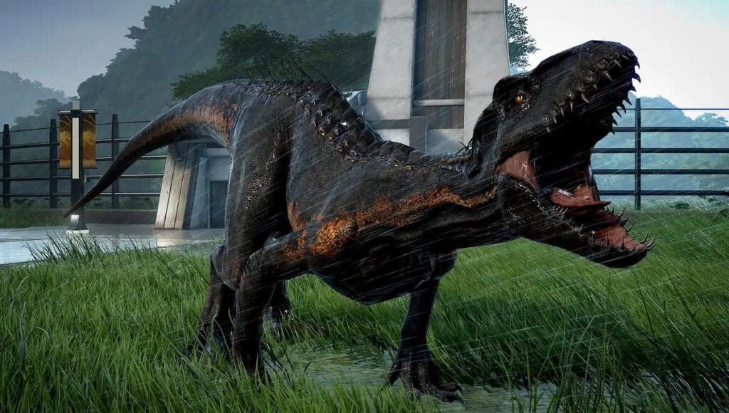 Jurassic World Evolution Now Available For Free Today Only