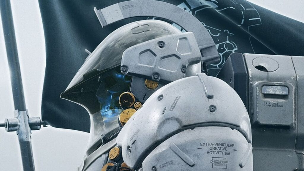 Kojima Productions Reveals The Origins Of The LUDENS Logo