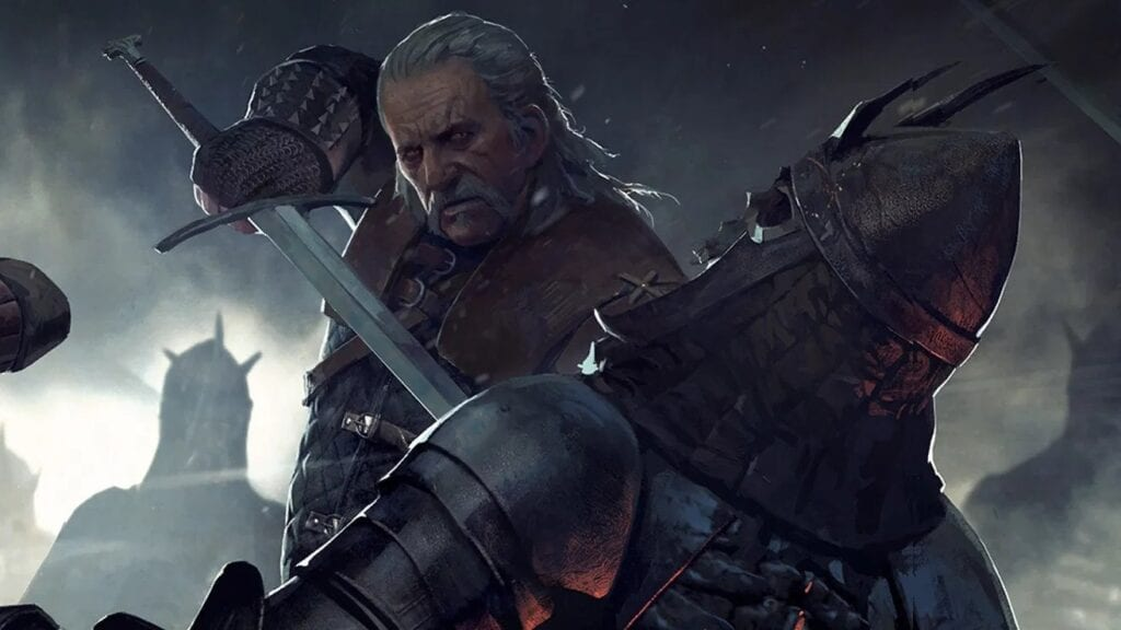The Witcher Netflix Anime 'Nightmare Of The Wolf' Logo Revealed (VIDEO)