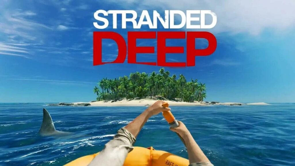 Stranded Deep Now Available For Free Today Only