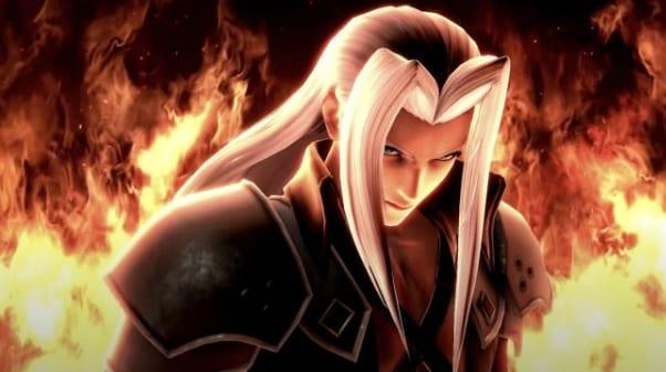 Super Smash Bros. Ultimate Sephiroth Gameplay Revealed (VIDEO)