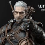 the witcher 3 geralt figure