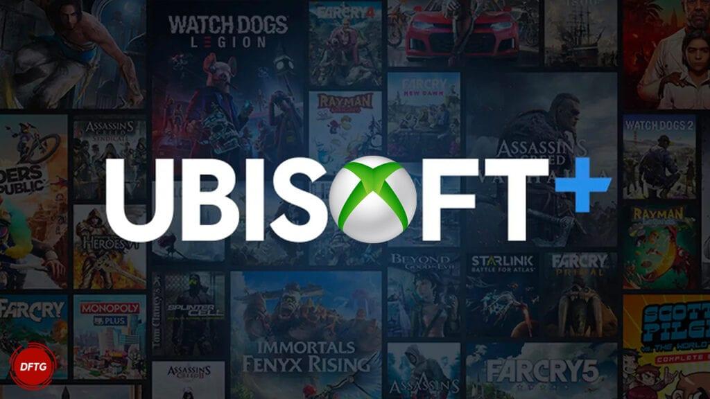 Ubisoft Plus Xbox