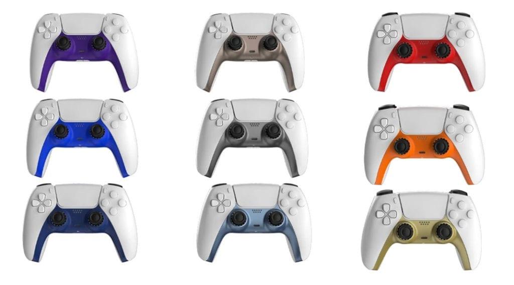PS5 Controller faceplates
