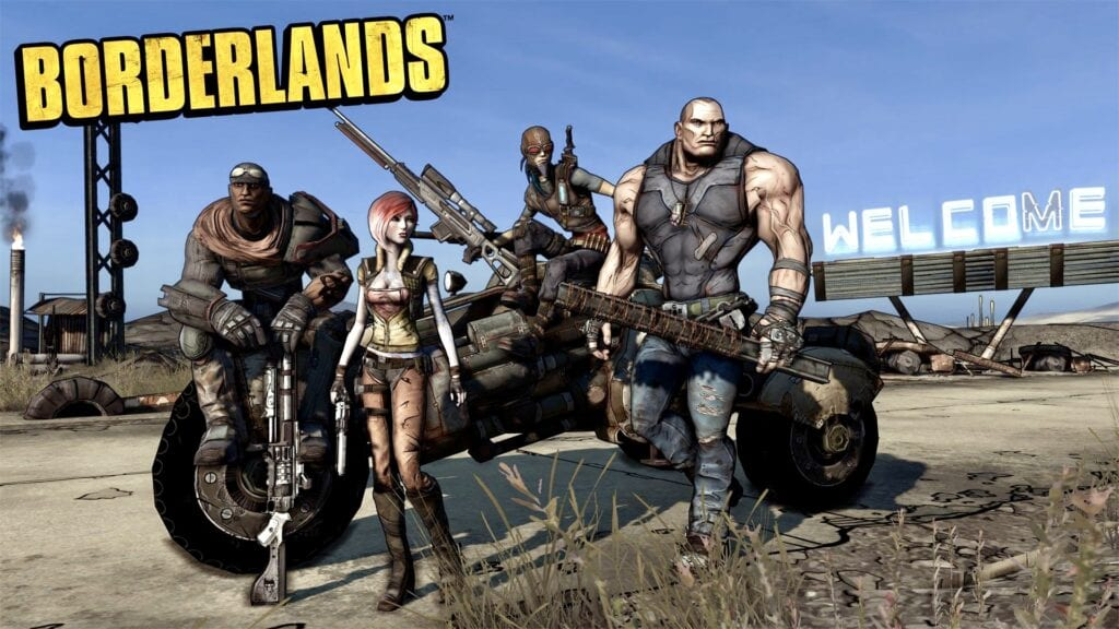 Borderlands Film