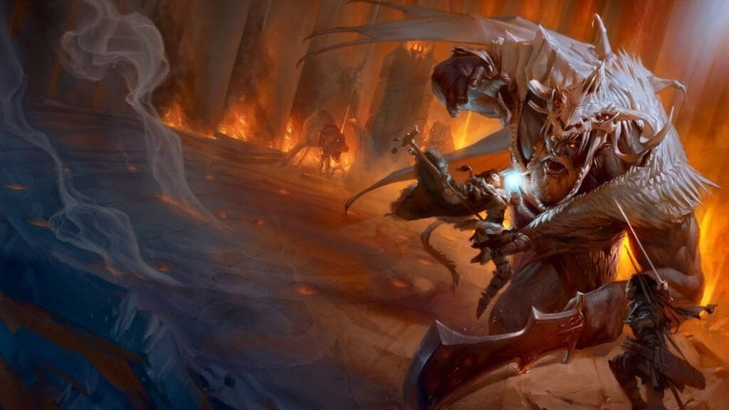 John Wick Writer Reportedly Set To Pitch A Live-Action Dungeons & Dragons Series