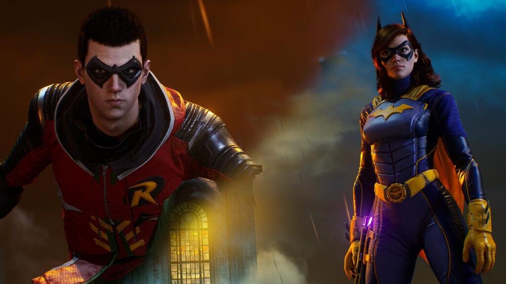 Gotham Knights Combat Co-op