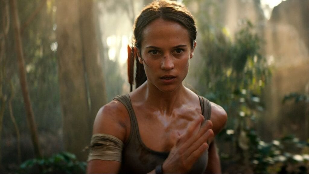 Tomb Raider Sequel Movie Taps Lovecraft Country Showrunner To Direct