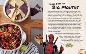 deadpool cookbook 3
