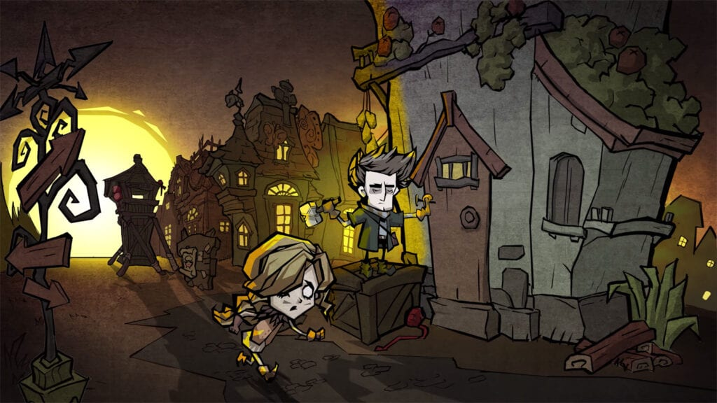 Don't Starve Developer