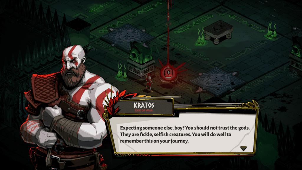 God of War Hades Crossover
