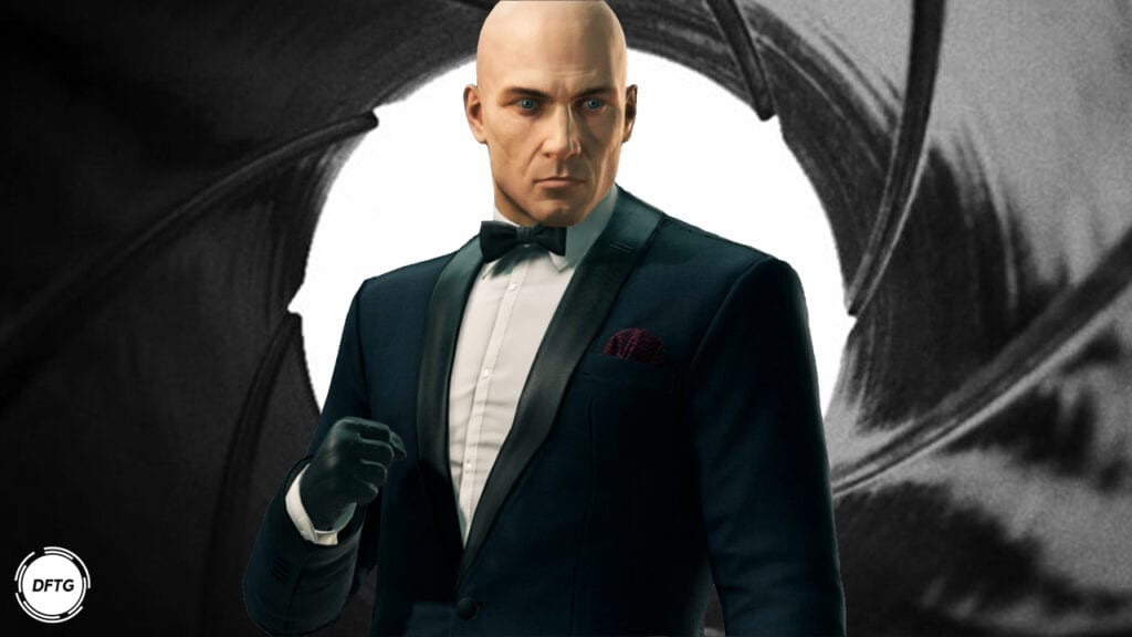 Hitman 007 James Bond
