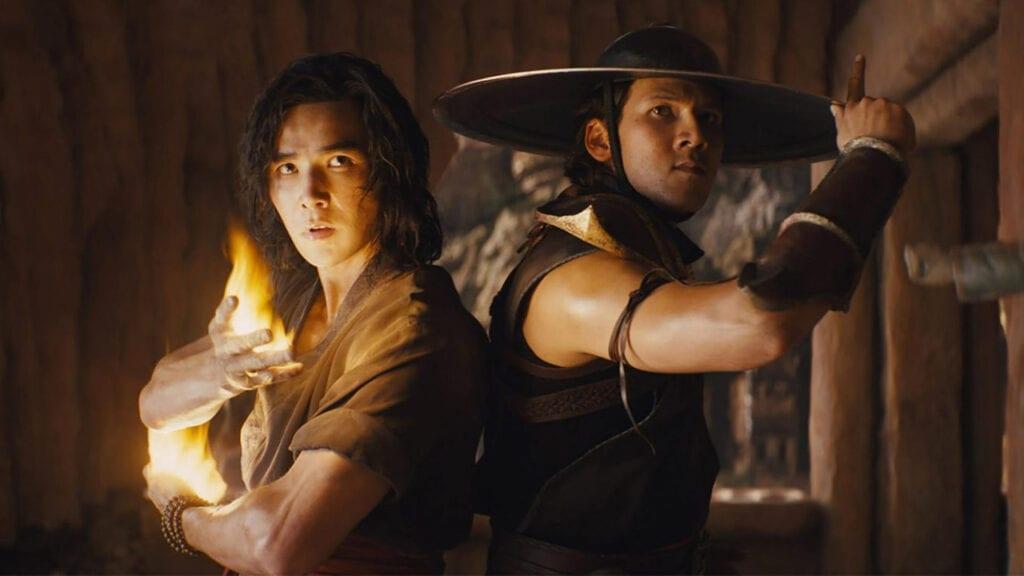 Mortal Kombat movie reboot