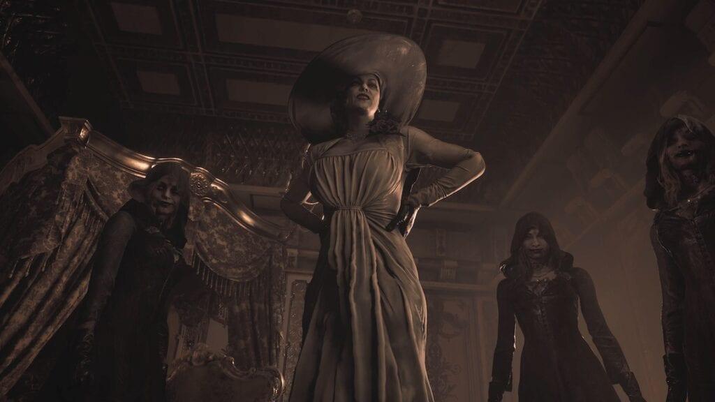 Resident Evil Village Lady Dimitrescu