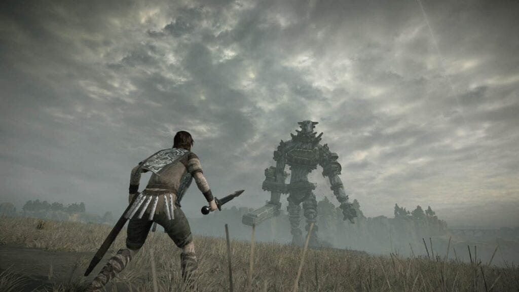 Shadow of the Colossus Dev
