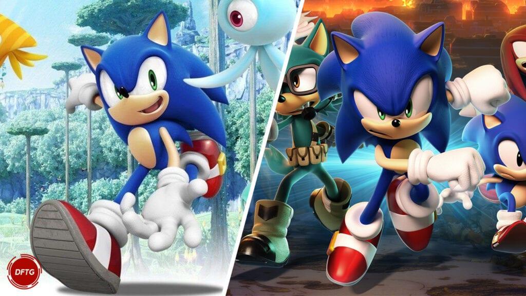 Roger Craig Smith Sonic the Hedgehog