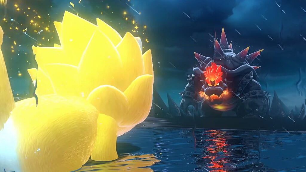 Bowser's Fury Super Mario 3D World