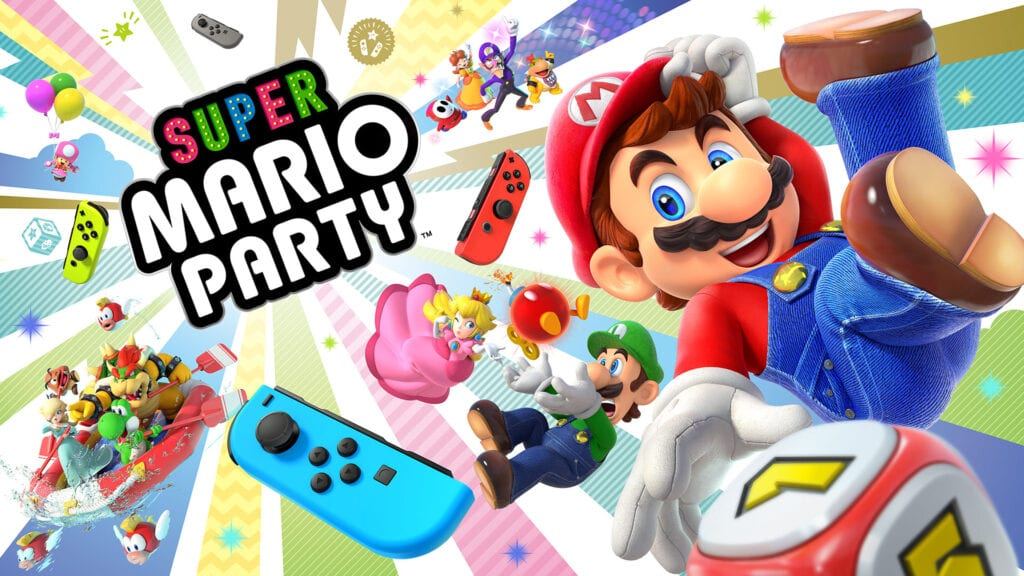 New Mario Party Game Seemingly Teased By Nintendo