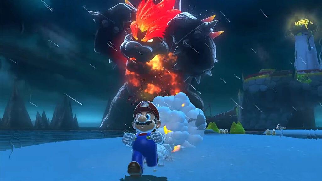 Super Mario 3D World Bowser's Fury