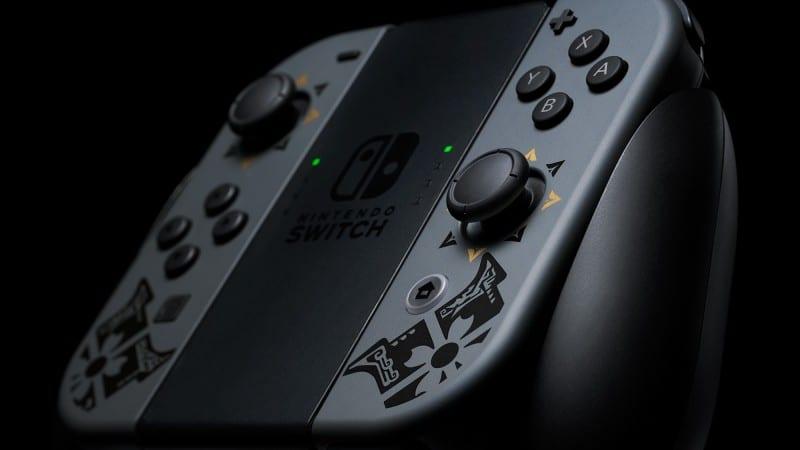 Monster Hunter Rise Nintendo