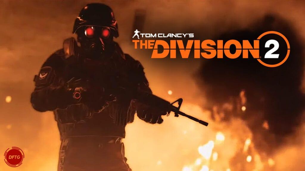 The Division 2 Resident Evil HUNK