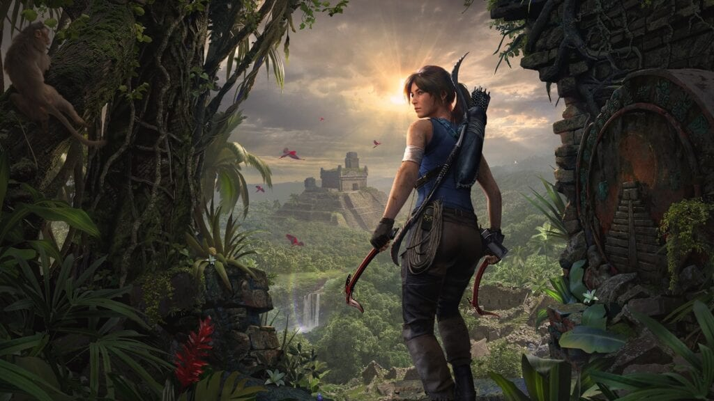 Tomb Raider Anime Series Announced For Netflix