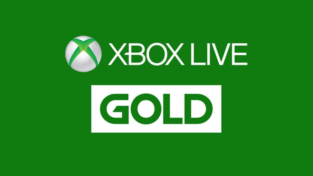 Xbox Live Gold