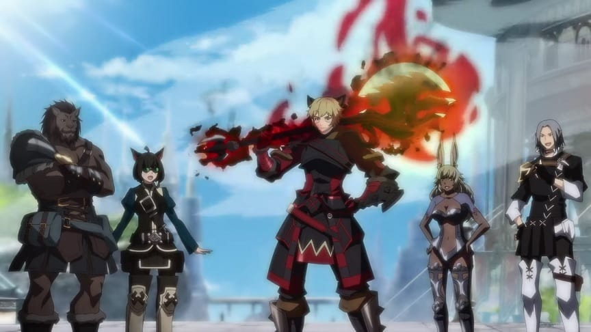 Final Fantasy XIV Just Dropped A Gorgeous Anime Trailer (VIDEO)