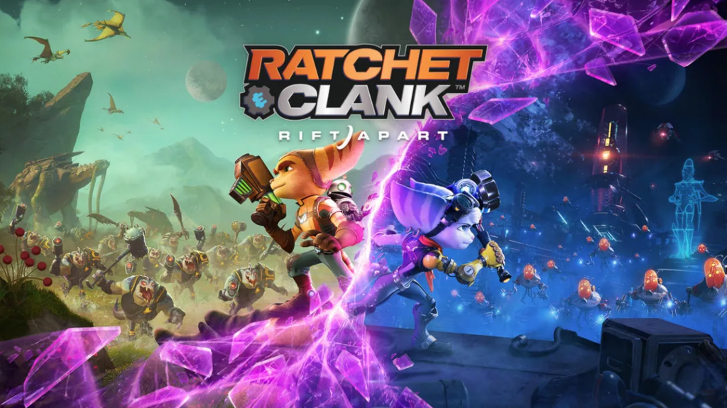 Ratchet & Clank: Rift Apart Release Date