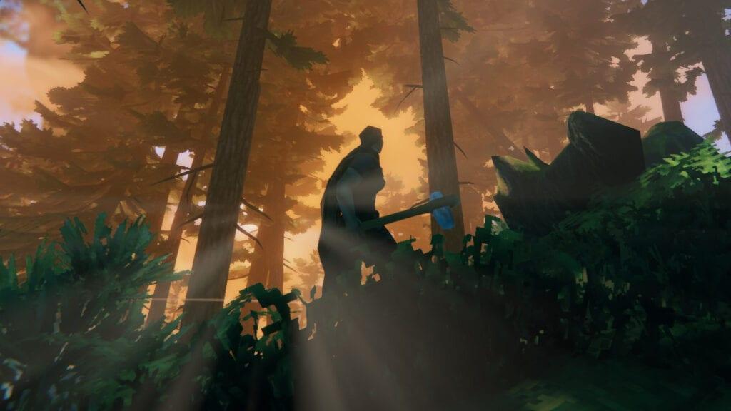 Valheim Steam Sales Concurrent Players