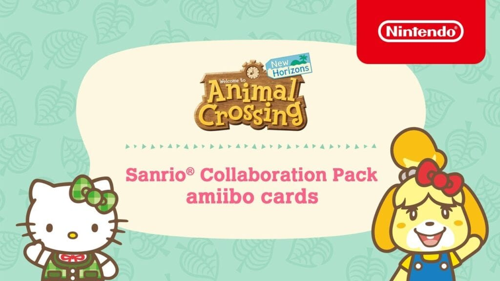 Animal Crossing New Horizons Sanrio