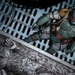 Boba Fett Comic Book