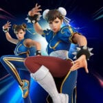 chun li fortnite ryu street fighter