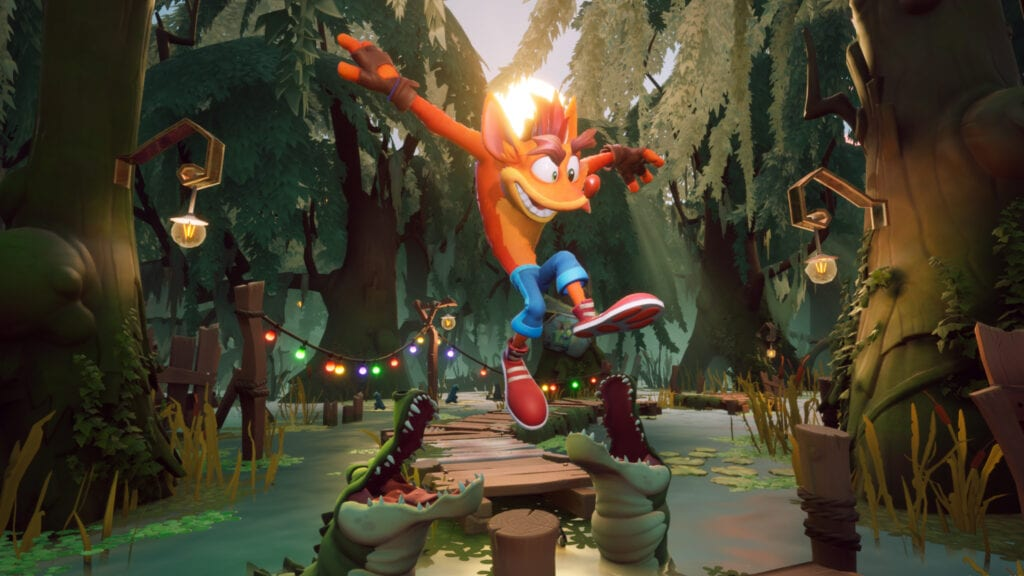 Crash Bandicoot 4 PS5