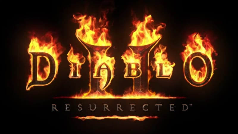 Diablo II: Resurrected Remaster Releasing Later This Year (VIDEO)