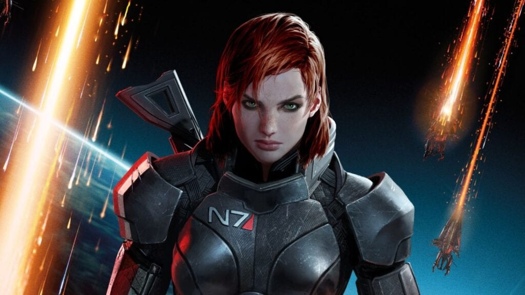 Mass Effect Legendary Edition Features 'Heroic' Femshep In All Three Games (VIDEO)
