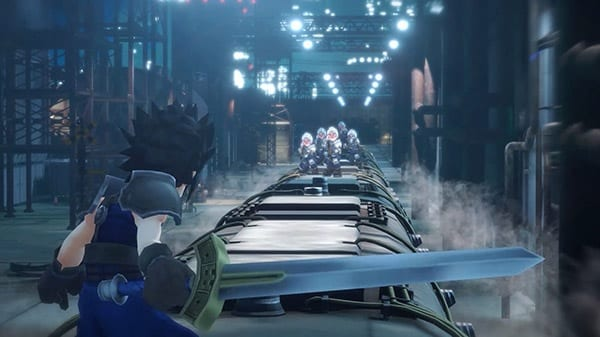 Final Fantasy VII: Ever Crisis Retells The Compilation Of FF7 Games (VIDEO)