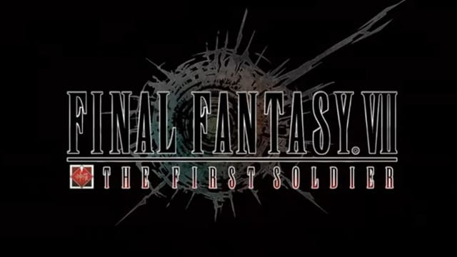 Final Fantasy VII: The First Soldier Battle Royale Game Announced (VIDEO)