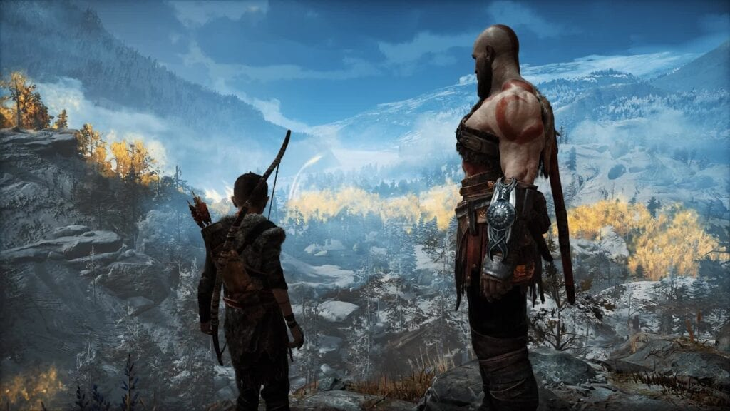 God Of War PS5 'Enhanced Performance' Patch Revealed
