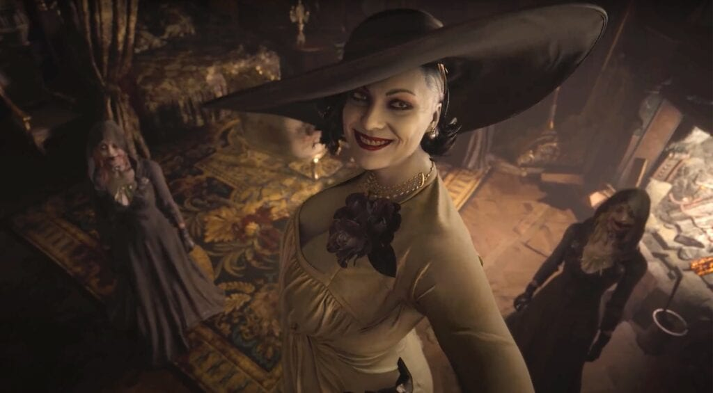 Resident Evil Village Dev Acknowledges Our Love For Lady Dimitrescu By Revealing Her Height
