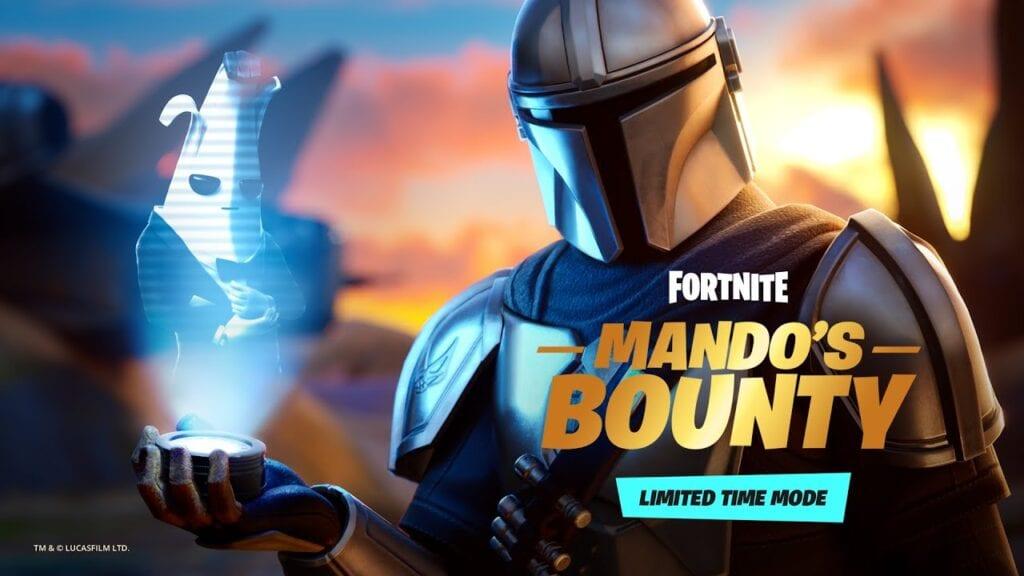Fortnite Mando's Bounty