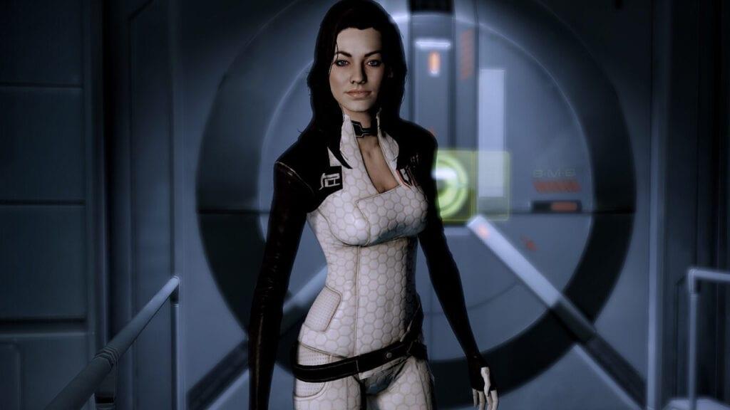 Mass Effect Legendary Edition Miranda