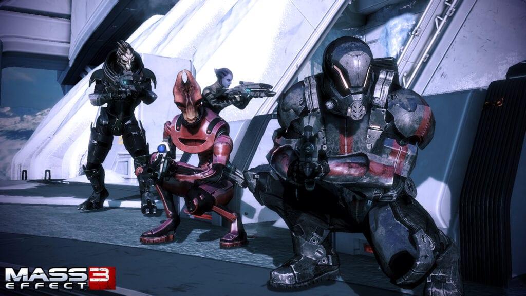 Mass Effect 3 multiplayer