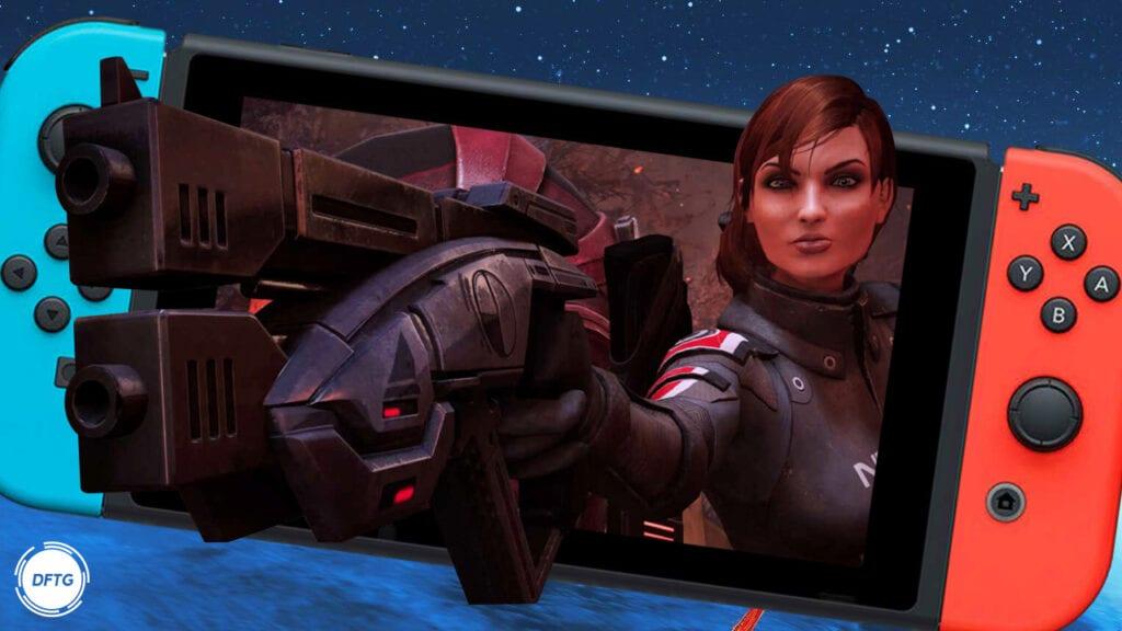 Mass Effect Legendary Edition Nintendo Switch