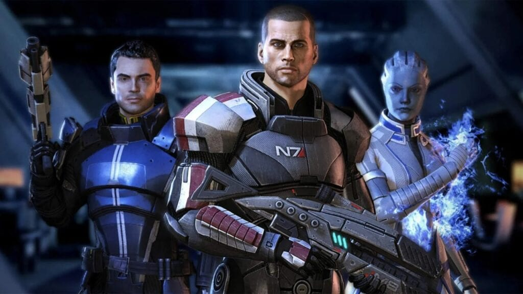 Mass Effect Legend Edition Dev Reveals Why No Story Changes Were Made