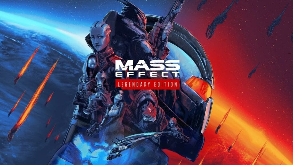 Mass Effect Legendary Edition PC Recommended Specs Revealed
