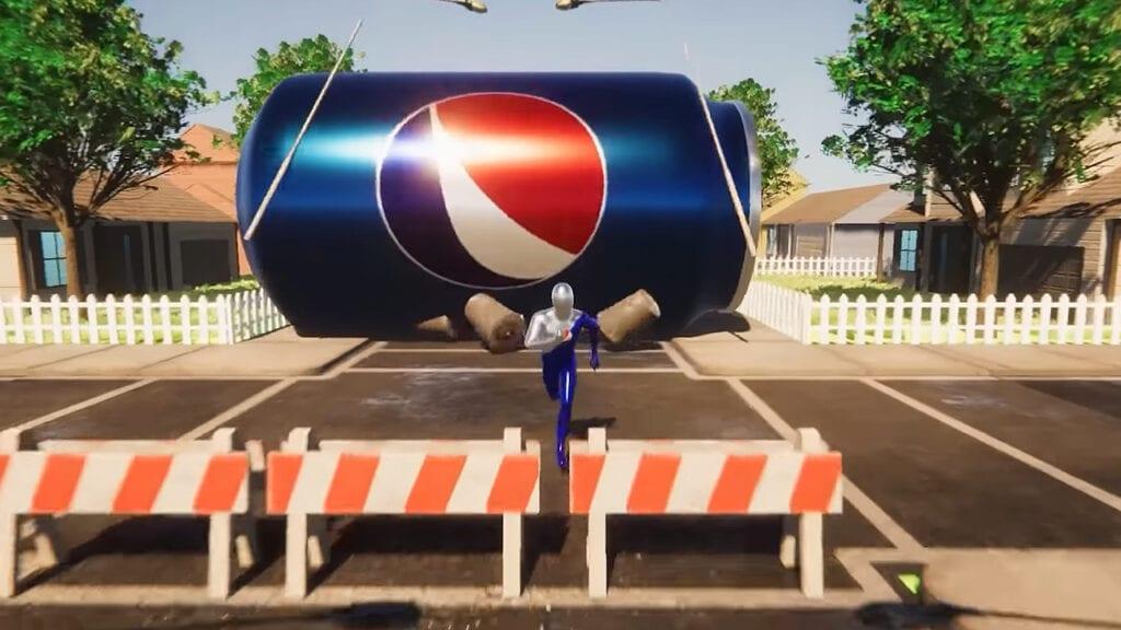 Pepsiman Fan Remake