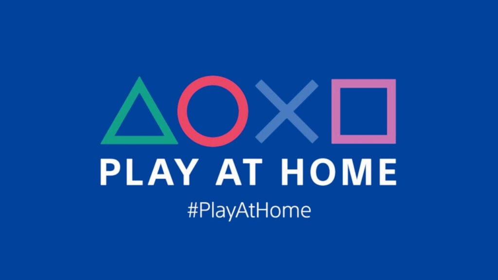 PlayStation Play At Home