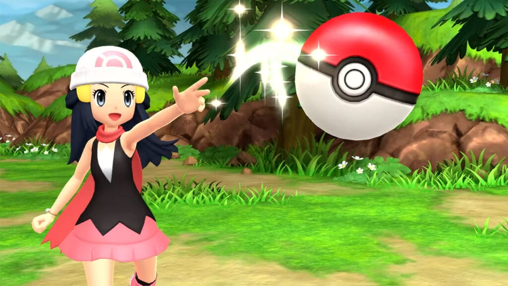 Pokémon Diamond And Pearl Remakes